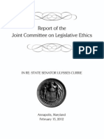 2012 02 15 Report Joint Committee Ethics[1]