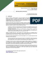 Proyecto reforma... - 4 Metodología