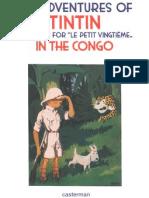 02 Tintin in the Congo