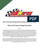STARS 2012 Rule Book National