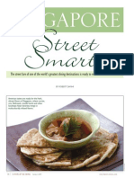 Singapore Street Smarts-Chef Robert Danhi-FTM 2008