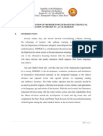 MTBMLE REPORT2