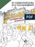 Hoquenghem Guy & Preciado, Beatriz - El Deseo Homosexual & Terror Anal