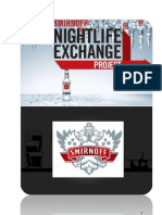 "Brand audit of ""Smirnoff "" Vodka"