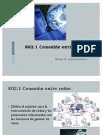 802 Conexion entre Redes