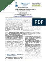 Los Programas de Transferencias Condicionadas Desde Unenfoque de Derechos Humanos