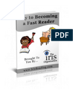 Keys to Speed Reading