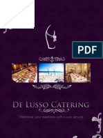 De Lusso Catering