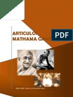 Articulos Mathama Gandhi