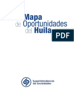 Mapa Oportunidades Huila 2011