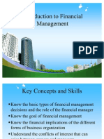 BEC DOMS a PPT on Introduction to Financial Management
