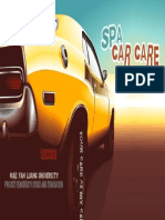 Spa Car Care Auto Service Projectfease Tourism Seat 21 Sec 2 Finish