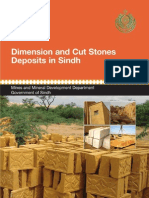 Dimension and Cutstones
