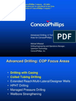 Drilling With Casing