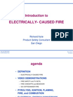 Intro to Electrical Fires