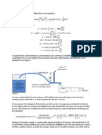 Fluid Power Example