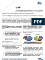 Profiling for SAP - Product Sheet (v2.3) En