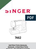 Manual Utilizare Singer