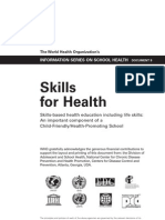 Skills for Health 230503