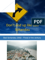How to implement successful Change Management? Make sure that you don't end up like Bad Schandau