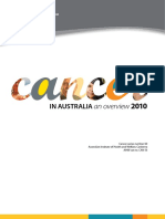 Cancer in Australia 2010