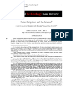 Allison Patent Litigation