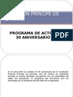 FUNDACIÓN PRINCIPE DE ASTURIAS