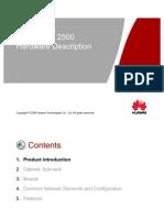 OSN 2500 Hardware Description ISSUE 1 30