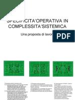 Specific It A Operativa in a Sistemica