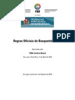Regras Oficias de Basquetebol 2010