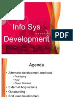 Is Development PART II