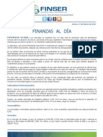 Finanzas al Día 17.01.12