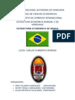 Estructura Economica de Brasil