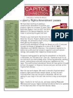 Farm Bureau Capitol Connections-- Feb. 17, 2012
