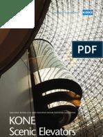 KONE Scenic Elevator
