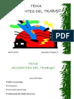 AccidentesDelTrabajo