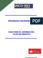 Guia Plan de Negocio