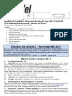 Ditt Vel 1-årsberetning 2011 - endelig-11 font