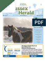February 21 2012 Sussex Herald Web