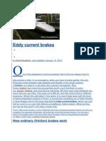 Eddy Brakes