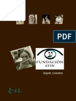 Brochure Fundacion Ayin Ultimo