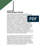 John Nelson Darby (biografía)