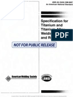 AWS A5_16-A5_16M 2007 Specification