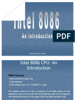 8086 Introduction