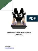 Introdução ao  Metasploit