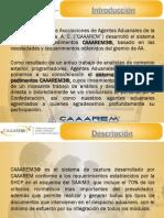 Información CAAAREM3
