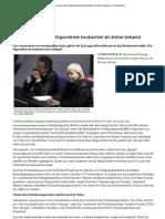 Verfassungsschutz - Deutlich Mehr Linke-Abgeordnete Beobachtet Als Bisher Bekannt