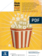 Journalism on Screen Program Guide