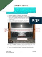 ITC222FocusInstructions