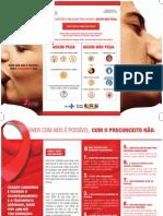 Viver Aids Possivel Preconceito Nao 297X210